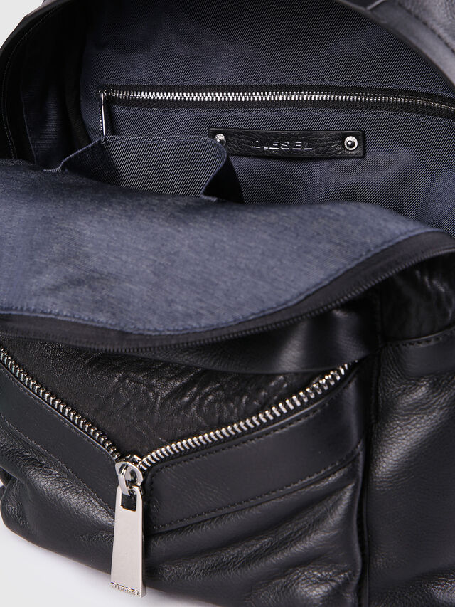 Diesel LE-ONY, Black - Backpacks - Image 5