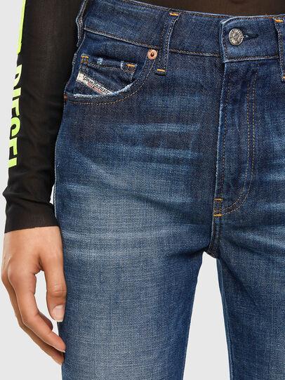 Diesel - D-Joy 009ET, Medium blue - Jeans - Image 4