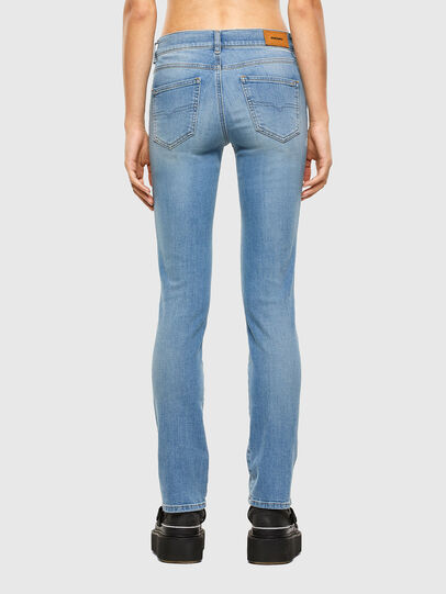 Diesel - Sandy 009CT, Light Blue - Jeans - Image 2
