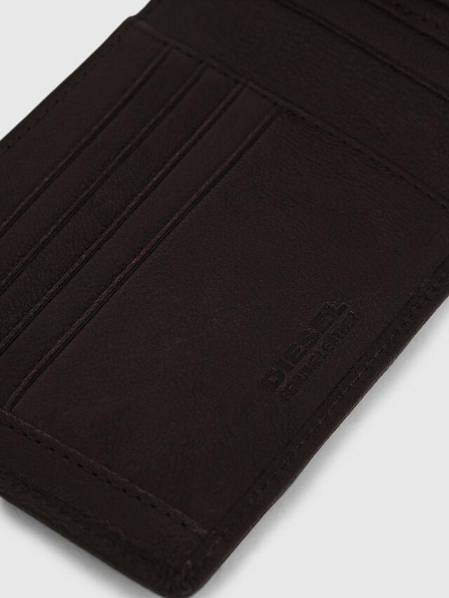 Diesel - HIRESH, Brown - Small Wallets - Image 5