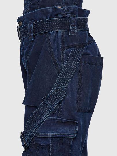Diesel - D-Fedry JoggJeans® 0CBBZ, Dark Blue - Jeans - Image 5