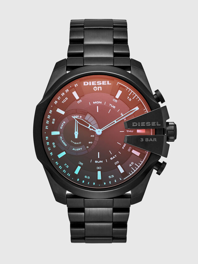 Diesel DT1011, Black - Smartwatches - Image 2