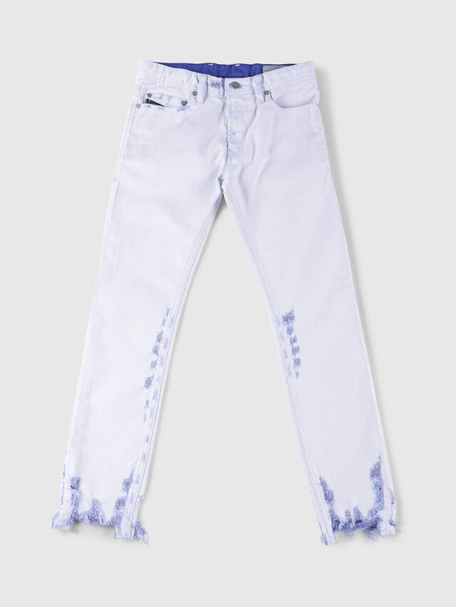 Diesel - TEPPHAR-J-N, White Jeans - Jeans - Image 1