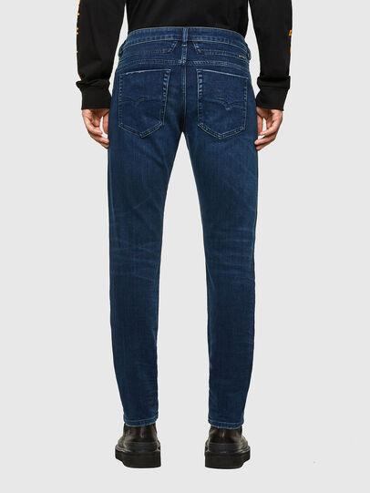 Diesel - D-Bazer 009JE, Dark Blue - Jeans - Image 2