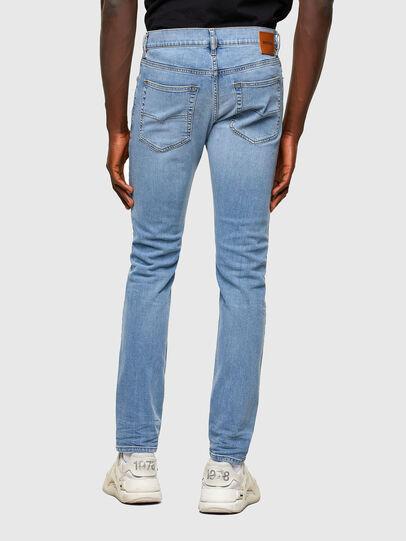 Diesel - D-Luster 009NX, Light Blue - Jeans - Image 2