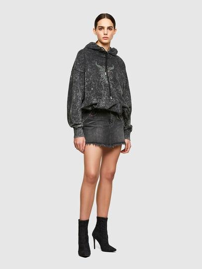 Diesel - F-MAGNUS, Black - Sweaters - Image 5