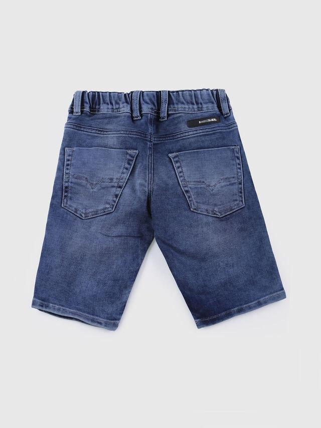 Diesel - KROOLEY SH JOGGJEANS J, Blue Jeans - Shorts - Image 2