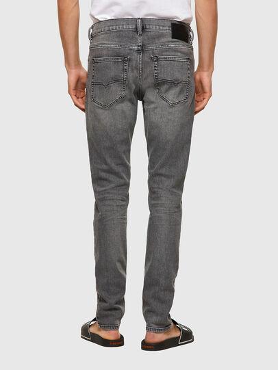 Diesel - D-Luster 09A10, Light Grey - Jeans - Image 2