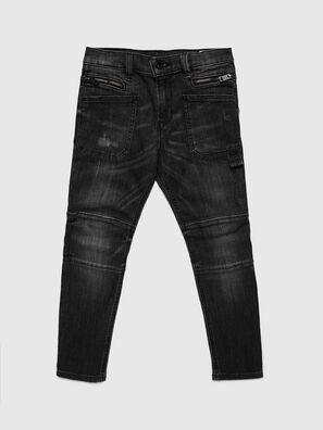 D-PHORMER-J, Black - Jeans