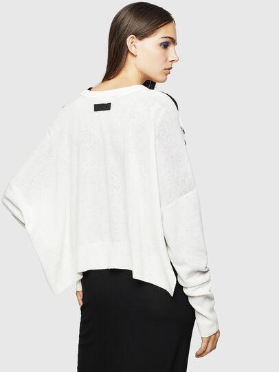 Diesel - M-NETTY, White - Knitwear - Image 2