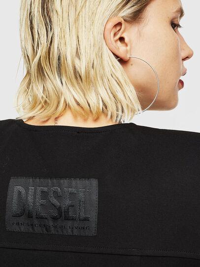 Diesel - D-SKUSA, Black - Dresses - Image 5