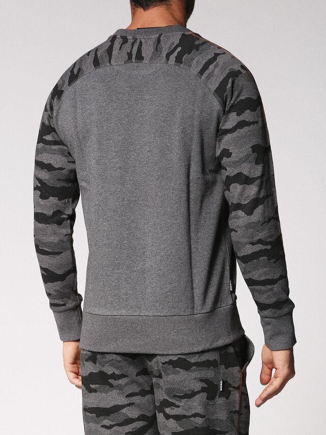 Diesel - UMLT-CASEY, Grey - Sweaters - Image 2