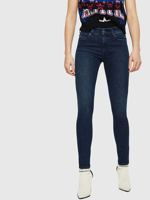 D-Roisin 0890G, Dark Blue - Jeans