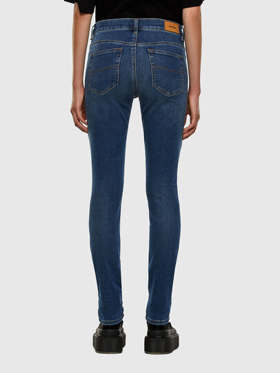 Diesel - D-Roisin 085AB, Medium blue - Jeans - Image 2