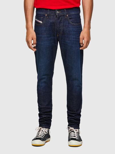Diesel - D-Strukt 09A12, Dark Blue - Jeans - Image 1