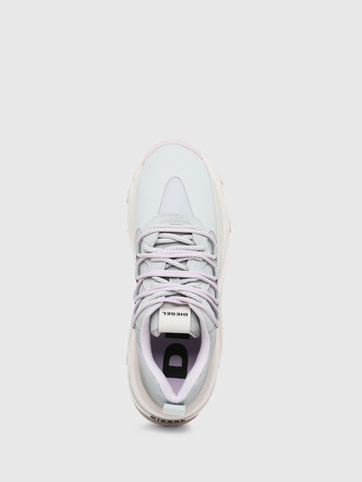 Diesel - S-HERBY SB, Light Blue - Sneakers - Image 4