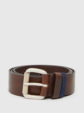 B-DELOSO, Brown - Belts