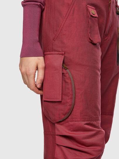 Diesel - P-GIULIA, Pink - Pants - Image 4