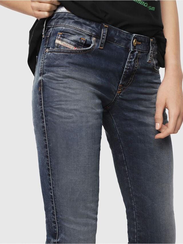 Diesel - Gracey JoggJeans 069FG, Dark Blue - Jeans - Image 3