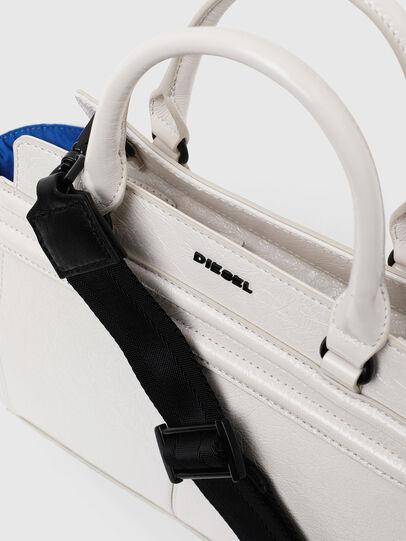 Diesel - LE-ZIPPER SATCHEL S,  - Satchels and Handbags - Image 4