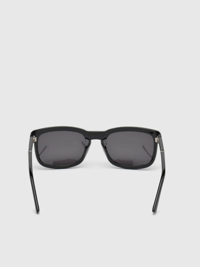 Diesel - DL0262, Black - Sunglasses - Image 4