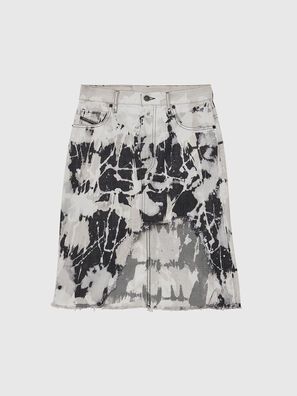 DE-ELLYOT-SP, Black/White - Skirts