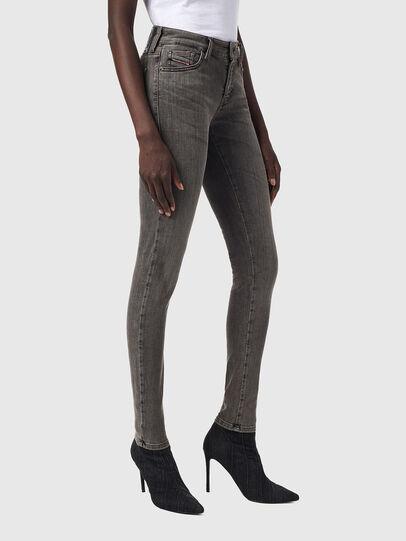 Diesel - Slandy 069XW, Black/Dark grey - Jeans - Image 6