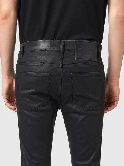 Diesel - D-Istort 069YD, Black/Dark grey - Jeans - Image 4