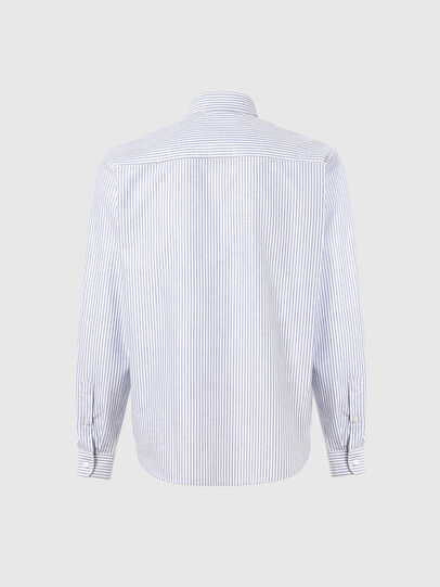 Diesel - S-JAMES-A, Blue/White - Shirts - Image 2