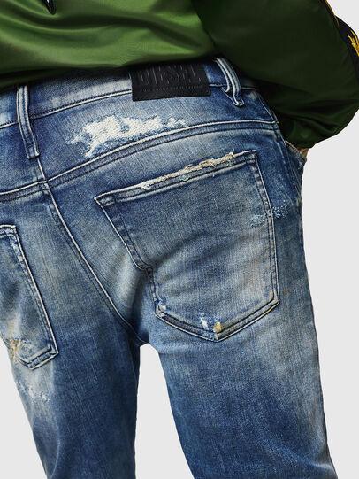 Diesel - D-Reeft JoggJeans 0870Q,  - Jeans - Image 5