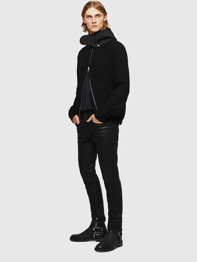 Diesel - KATTY, Black - Knitwear - Image 6