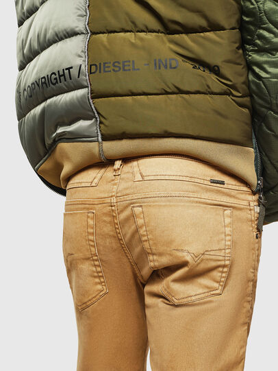 Diesel - D-Bazer 0091T, Light Brown - Jeans - Image 4