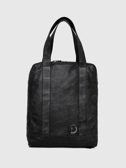 Diesel - ZAVIO, Black - Shopping and Shoulder Bags - Image 1