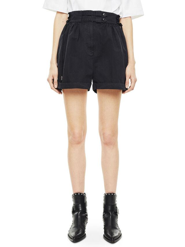 Diesel - SIMONY, Black - Shorts - Image 1