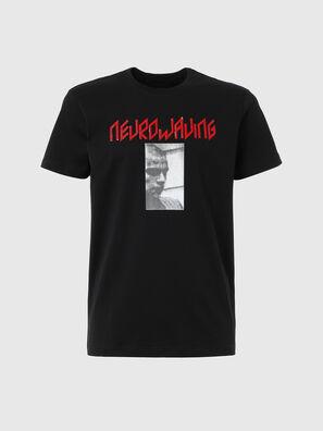 T-IEGO, Black - T-Shirts