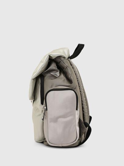 Diesel - ANERES R, White/Grey - Backpacks - Image 3