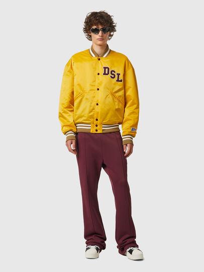 Diesel - J-BULC, Yellow - Jackets - Image 4
