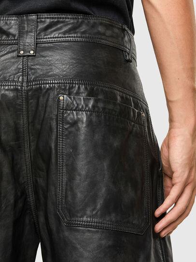 Diesel - P-SHANTY, Black - Pants - Image 4