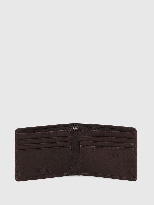 Diesel - NEELA XS, Dark Brown - Small Wallets - Image 3