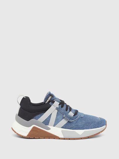 Diesel - S-BRENTHA WL, Blue Jeans - Sneakers - Image 1