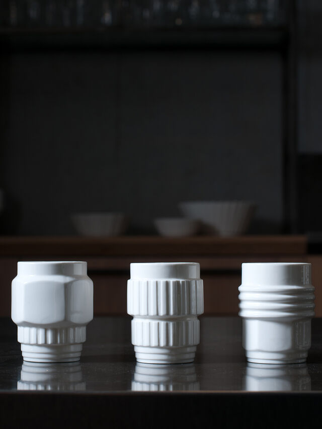Living 10978 MACHINE COLLEC, White - Cups - Image 3