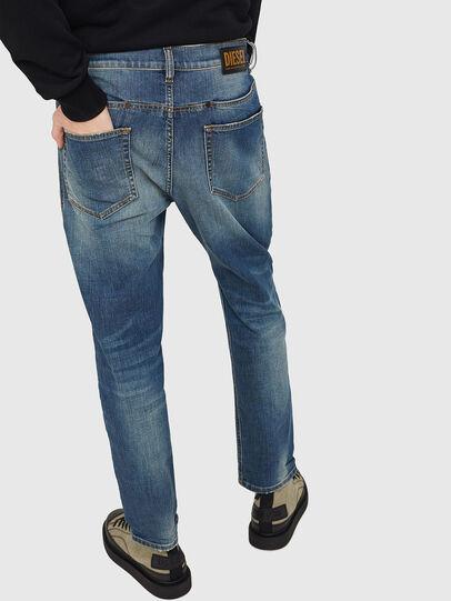 Diesel - D-Eetar 089AR, Dark Blue - Jeans - Image 2