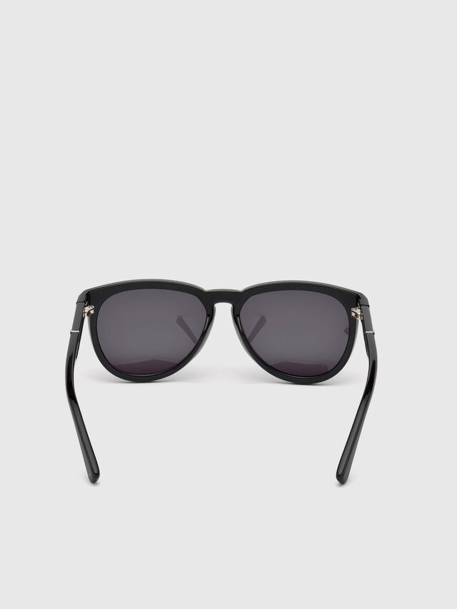 Diesel - DL0272, Black - Kid Eyewear - Image 4