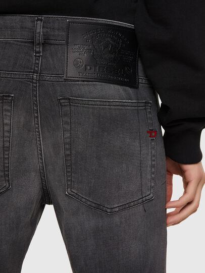 Diesel - D-Amny 009QE, Black/Dark grey - Jeans - Image 4