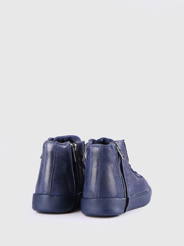 Diesel - SN MID 24 NETISH YO, Navy Blue - Footwear - Image 3