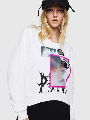 F-LYANYDY-B, White - Sweaters