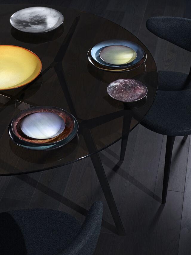 Living 10827 COSMIC DINER, Violet - Plates - Image 2