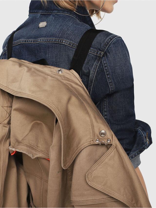 Diesel - G-ACIR-B, Beige - Jackets - Image 4
