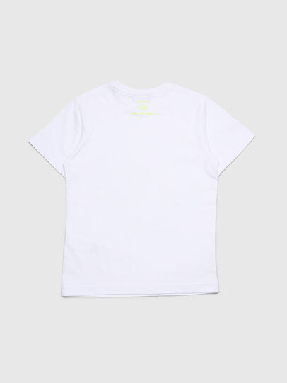 Diesel - TDIEGOYD, White - T-shirts and Tops - Image 2