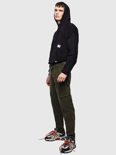 Diesel - D-Krett JoggJeans® 069LX, Military Green - Jeans - Image 6